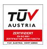 TÜV Austria EN ISO 9001